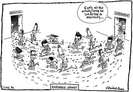 The Renewable Energy Debate
