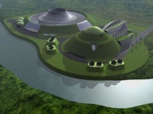 21st century nuclear plant